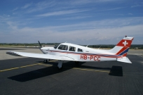 8443 - Piper PA-28 R-201 T Arrow HB-PCC