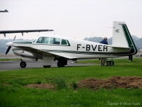 8627 - Mooney M 20 C F-BVER