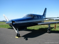 8926 - Piper PA-46-350P Malibu Mirage N866LP