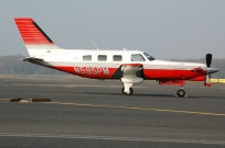 9960 - Piper PA-46-350P Malibu Mirage N595PM
